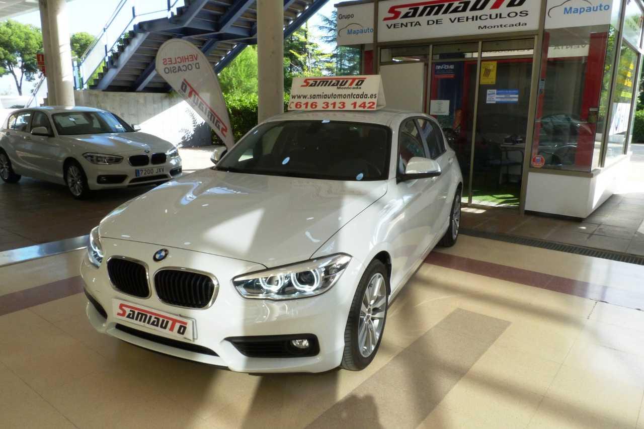 BMW Serie 1 Serie 1 118d 5p UN SOLO PROPIETARIO LIBRO DE REVISIONES  - Foto 1