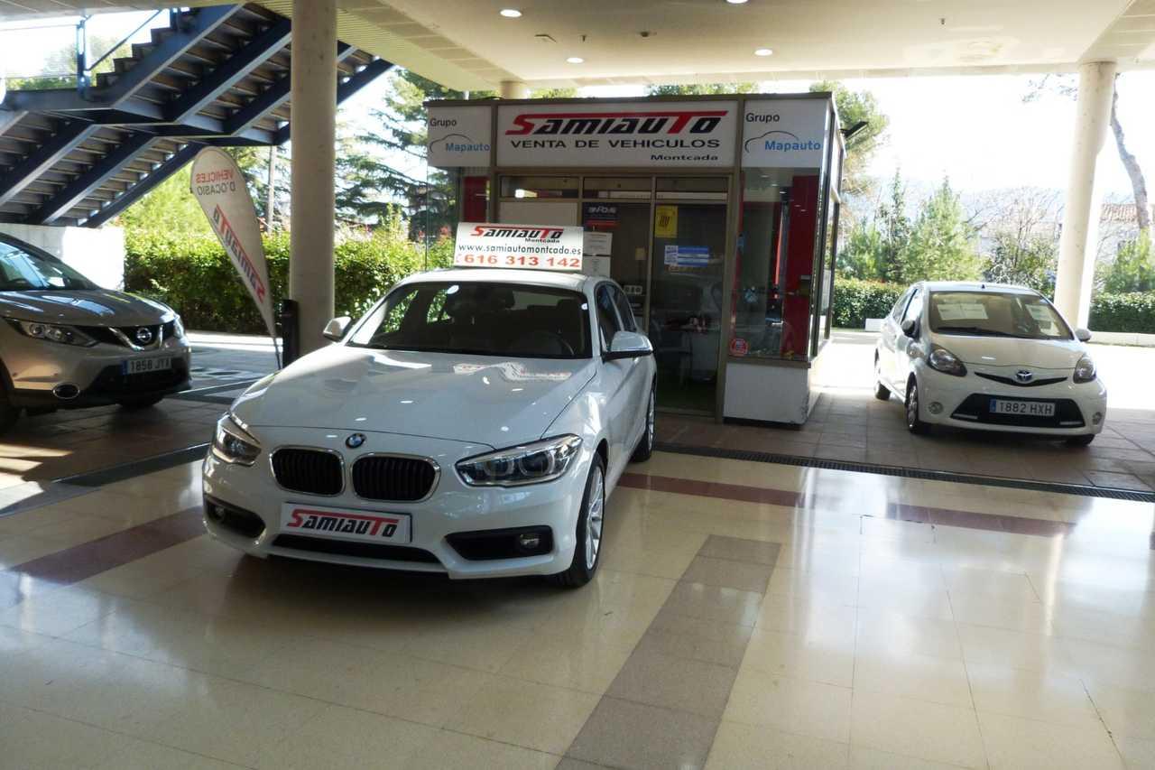 BMW Serie 1 Serie 1 118d 5p VEHÍCULO NUEVO GERENCIA  - Foto 1