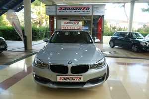 BMW Serie 3 Gran Turismo 320D AUTOMÁTICO UN SOLO PROPIETARIO LIBRO DE REVISIONES  - Foto 2