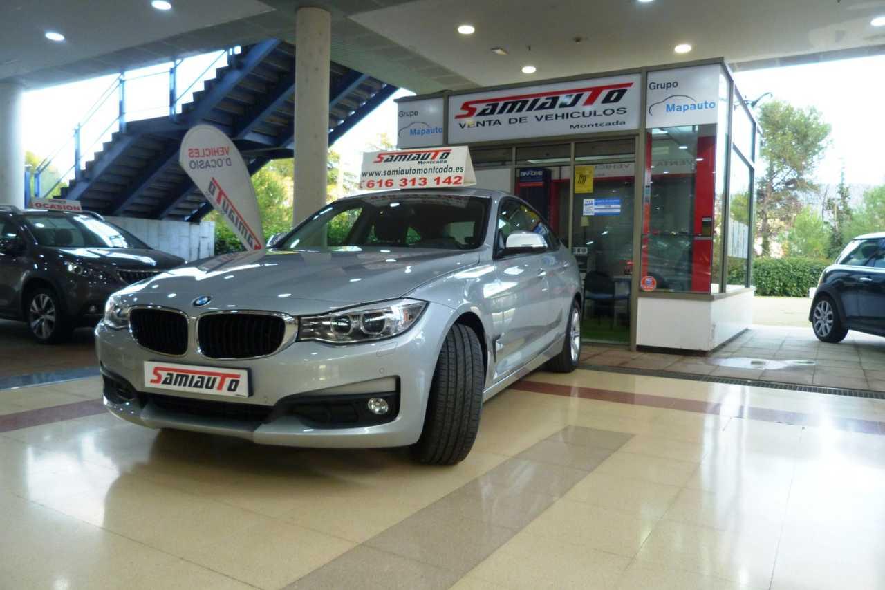 BMW Serie 3 Gran Turismo 320D AUTOMÁTICO UN SOLO PROPIETARIO LIBRO DE REVISIONES  - Foto 1