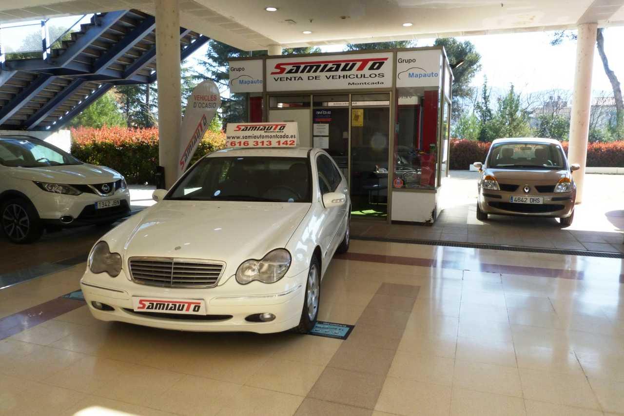Mercedes Clase C C220 CDI ELEGANCE AUTOMATICO MUY MUY BIEN CUIDADO KILÓMETROS CERTIFICADOS  - Foto 1