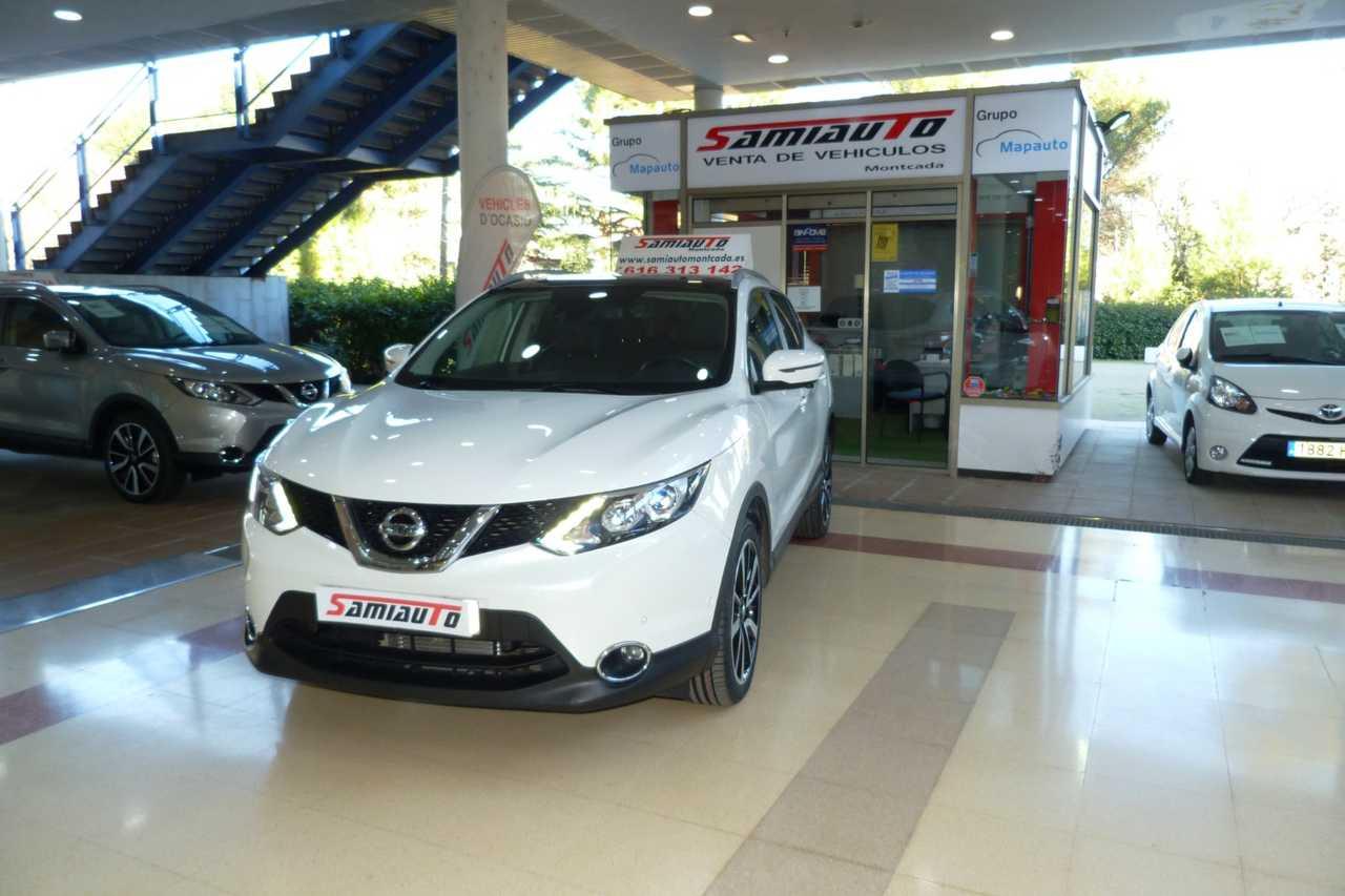 Nissan Qashqai QASHQAI 1.2i DIGT SS TEKNA PREM 4X2 XTRON Piel 5p. UN SOLO PROPIETARIO LIBRO DE REVISIONES  - Foto 1