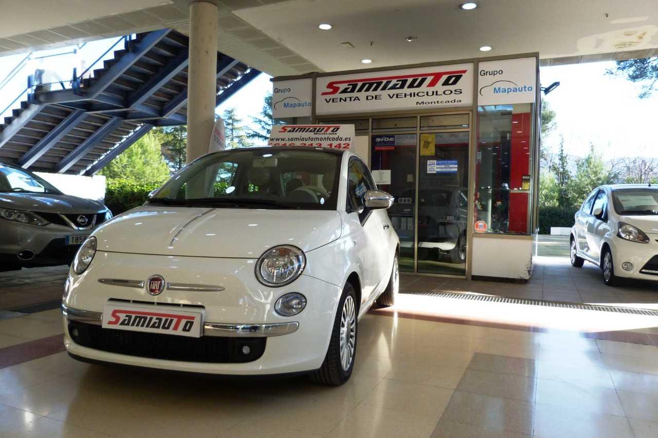 Fiat 500 500 1.3 16v Multijet 95 CV StartStop Lounge 3p UN SOLO PROPIETARIO LIBRO DE REVISIONES  - Foto 1