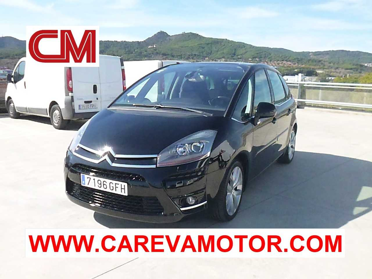 Citroën C4 Picasso 2.0 HDI 138CV CMP EXCLUSIVE 5P   - Foto 1