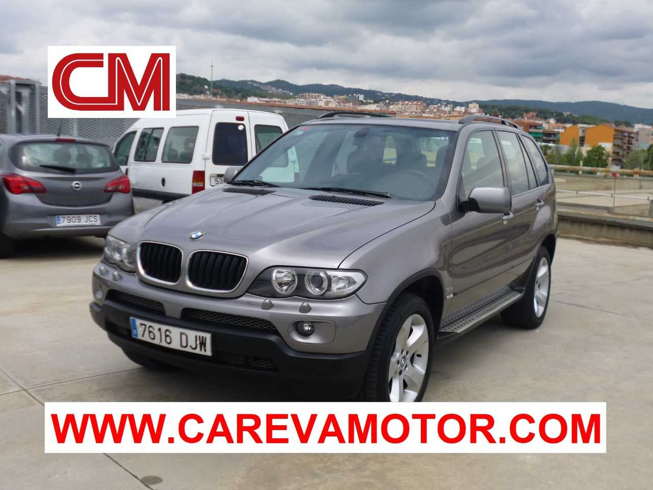 BMW X5 3.0D 217CV SPORT PACK 5P   - Foto 1