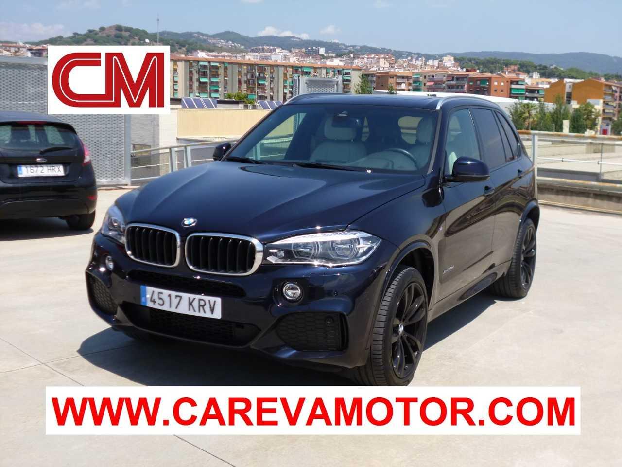BMW X5 3.0D 245CV AUT XDRIVE 5P PAQ M   - Foto 1