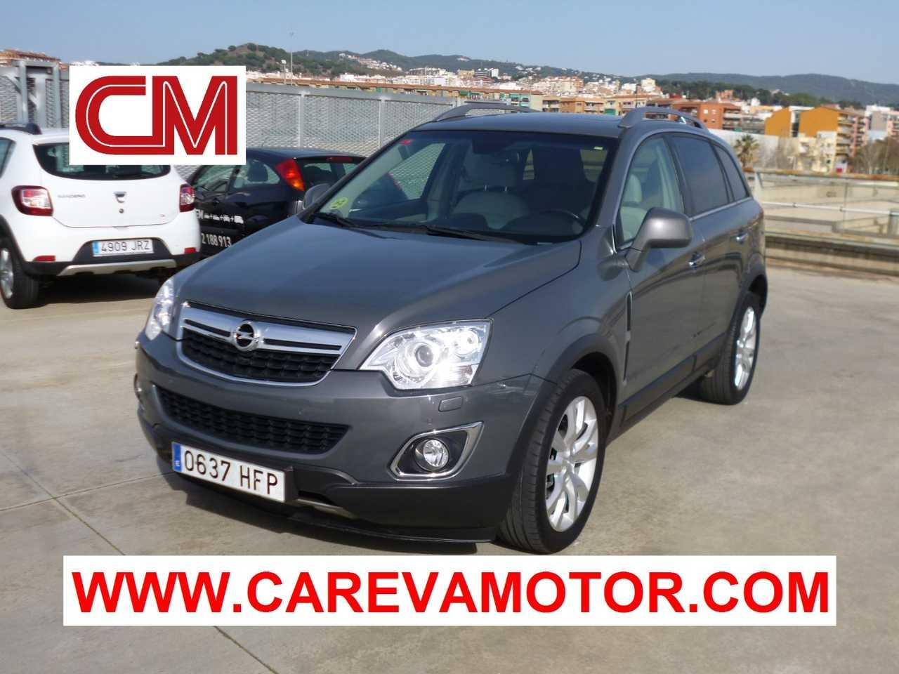 Opel Antara 2.2 CDTI 163CV COSMO 5P   - Foto 1