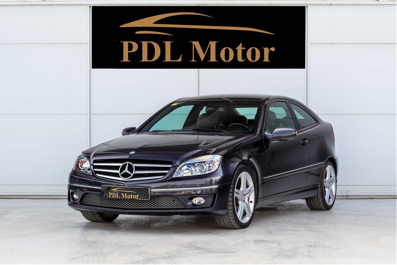 Mercedes Clase CLC 180 K 143 CV - 240 €/MES   - Foto 1