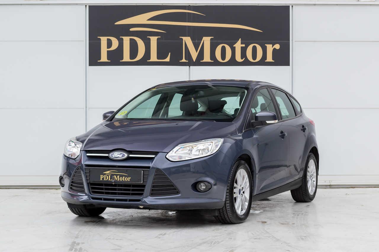 Ford Focus 1.6 TDCI 115 CV - 195 €/MES   - Foto 1