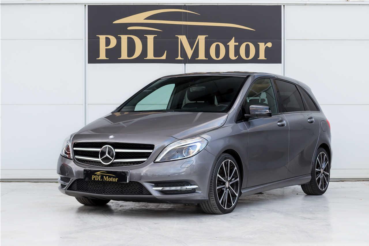 Mercedes Clase B 180 CDI 109 CV - 353 €/MES   - Foto 1