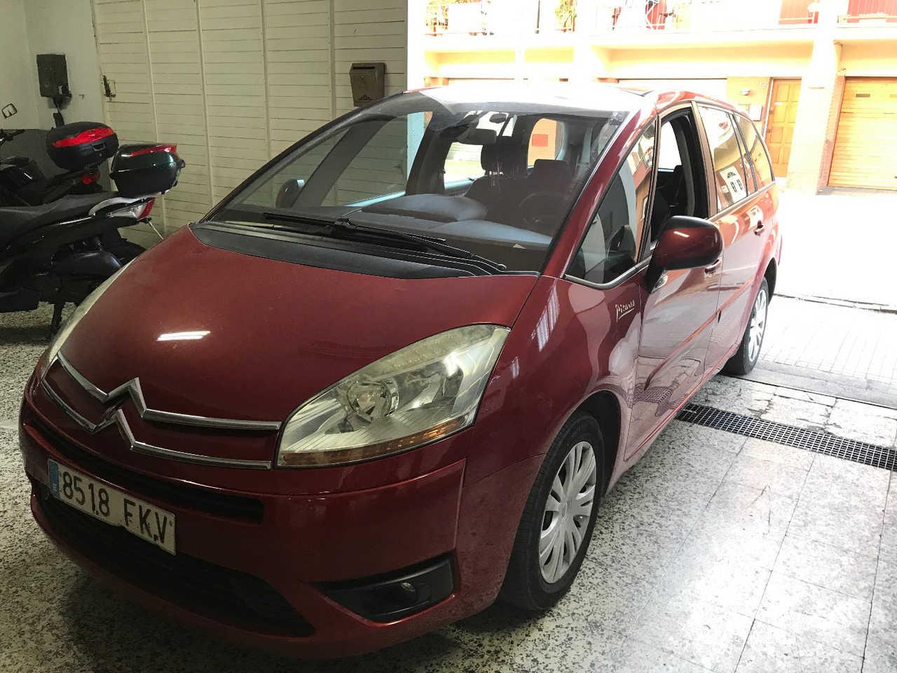 Citroën C4 Picasso Exclusive 1.6 HDI 110CV  - Foto 1