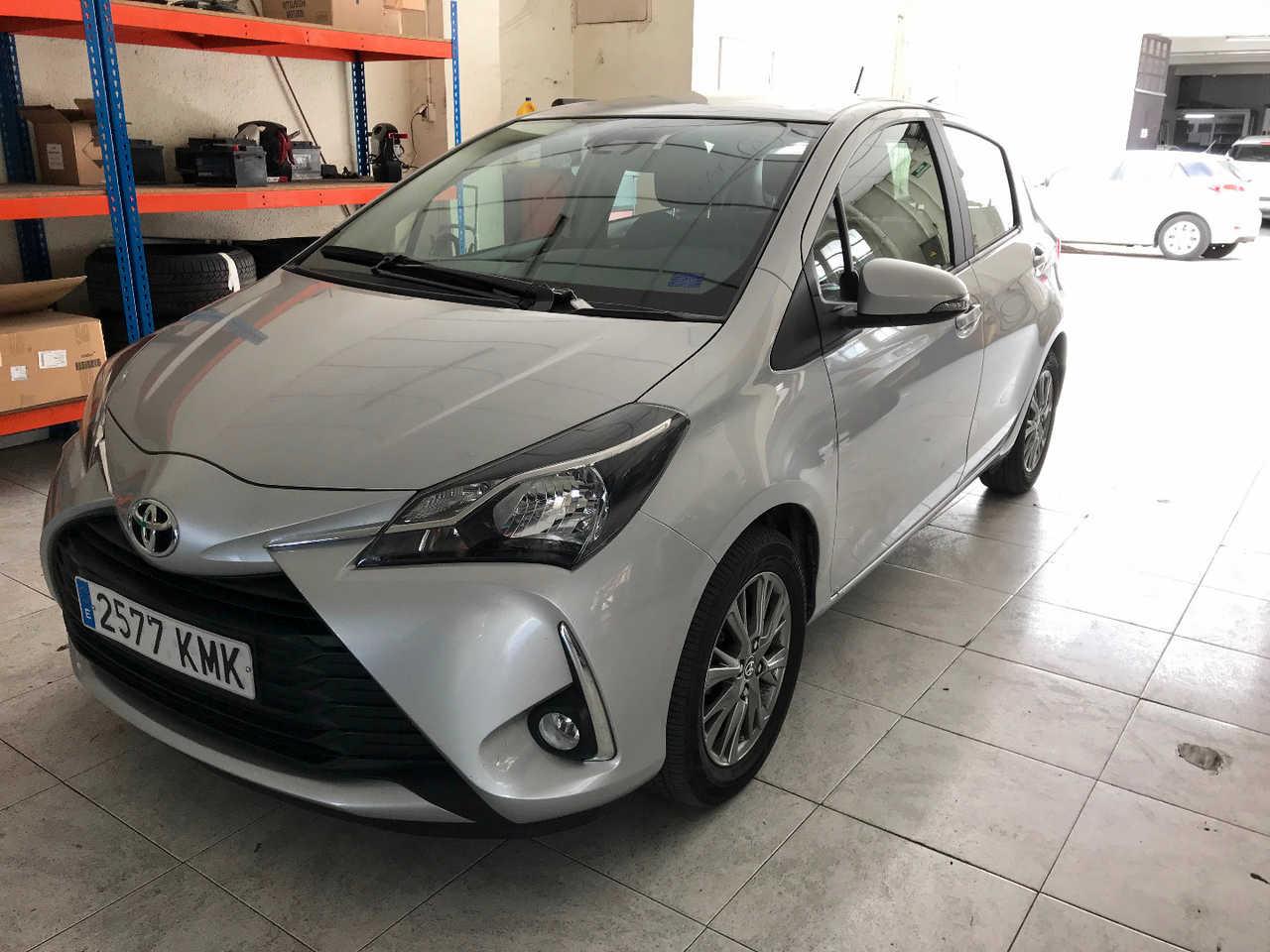 Toyota Yaris City 1.0 Gasolina   - Foto 1