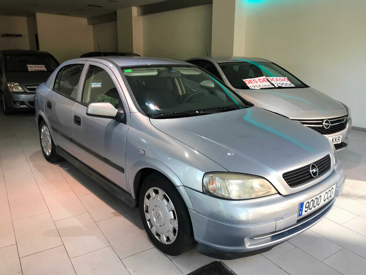 Opel Astra Comfort   - Foto 1