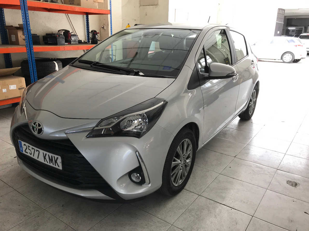 Toyota Yaris City   - Foto 1