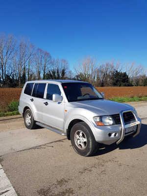Mitsubishi Montero 3.2 DID GLX   - Foto 2
