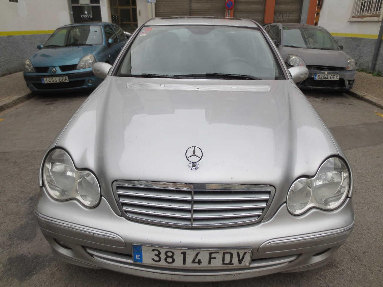 Mercedes Clase C C 220 CDI ELEGANCE   - Foto 1
