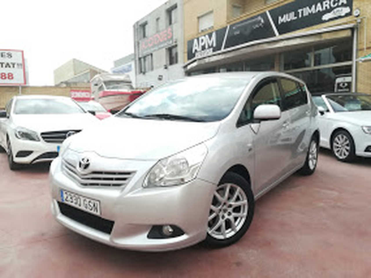 Toyota Verso 2.2D AUTODRIVE ACTIVE   - Foto 1
