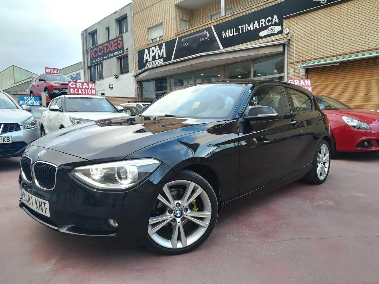 BMW Serie 1 116D Auto   - Foto 1