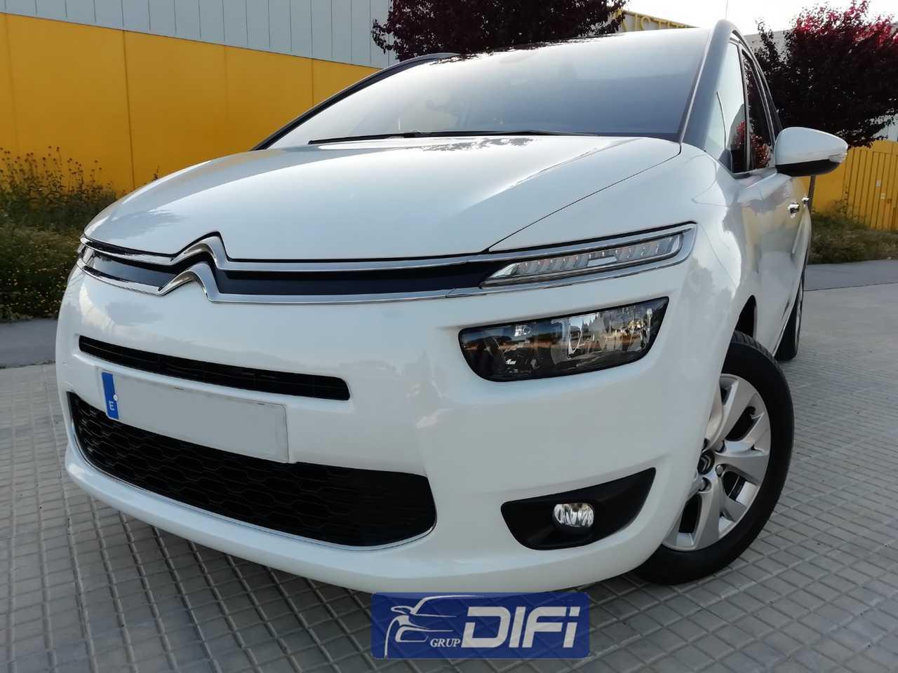 Citroën Grand C4 Picasso 1.6 HDI 115CV INTENS 7 PLAZAS   - Foto 1