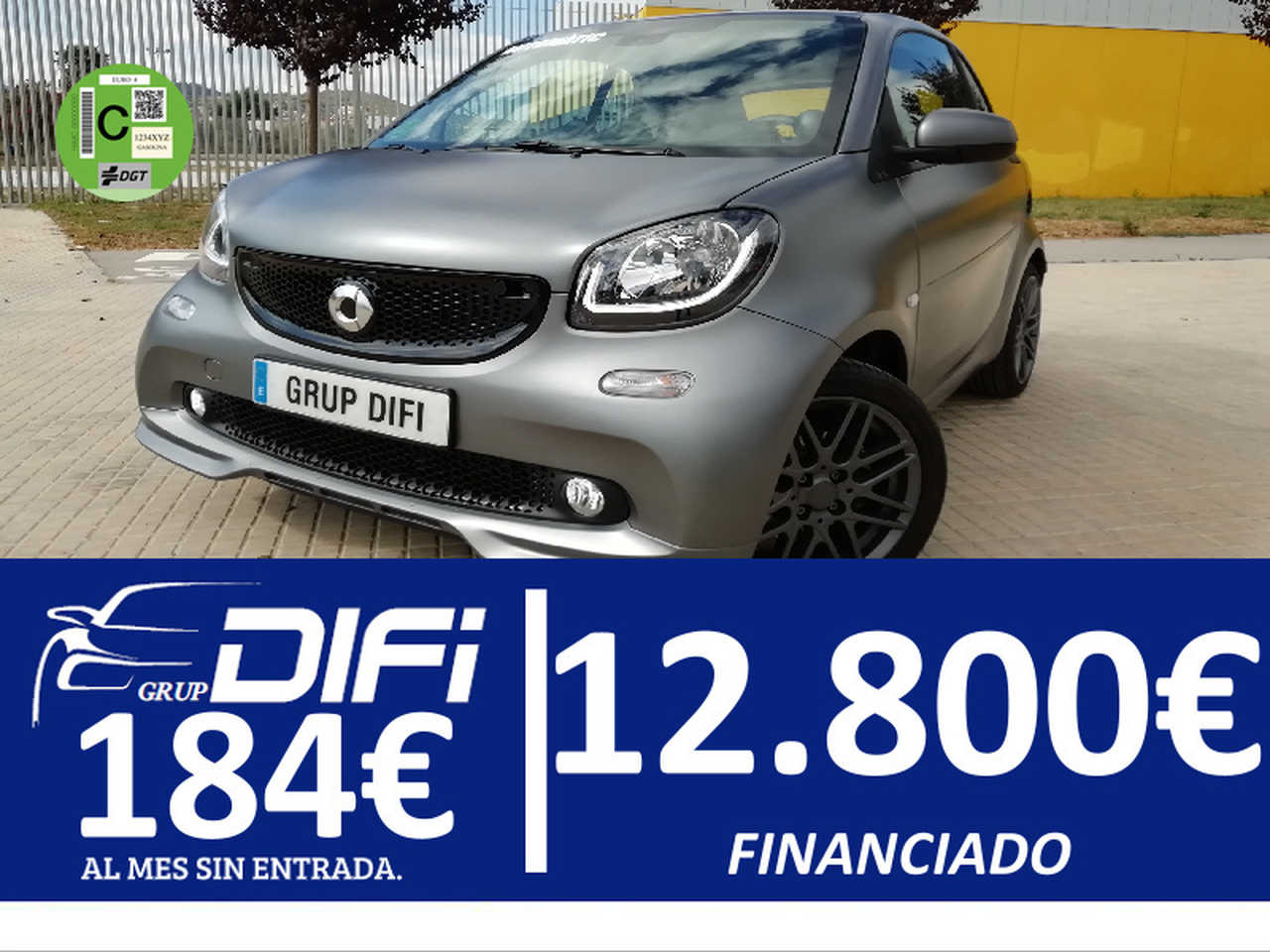 Smart Fortwo 90CV COUPE 66 PASSION AUT.   - Foto 1