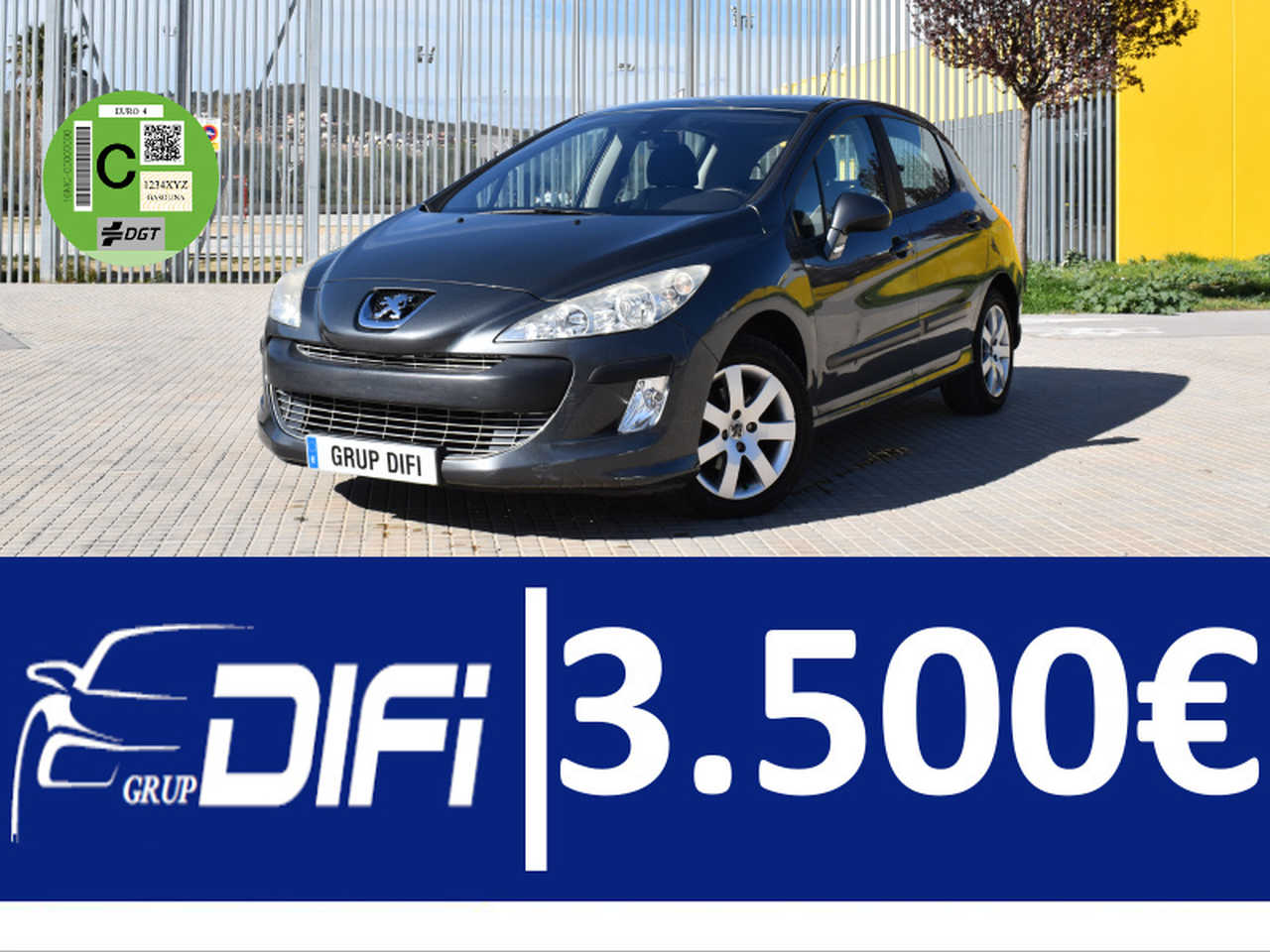 Peugeot 308 1.6 VTI 120CV SPORT 5P   - Foto 1
