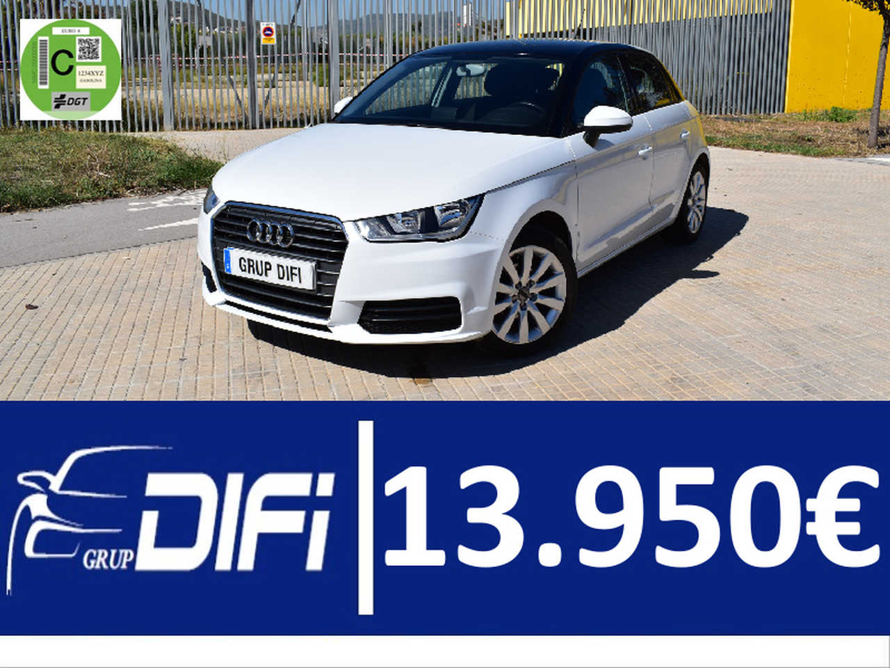Audi A1  Sportback 1.4 TDI 90CV Attraction 5p.   - Foto 1