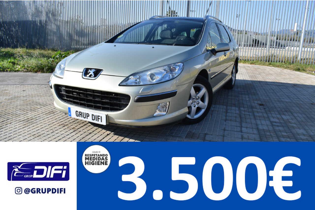 Peugeot 407 SW ST Sport Pack 2.0 HDI 136   - Foto 1