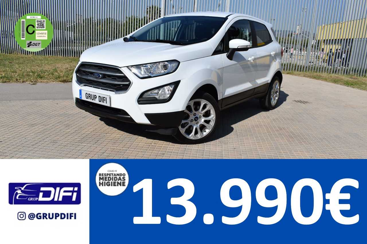 Ford Ecosport 1.0T EcoBoost 92kW 125CV SS Trend   - Foto 1