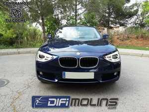 BMW Serie 1 118D AUTOMATICO 8 VELOCIDADES   - Foto 2