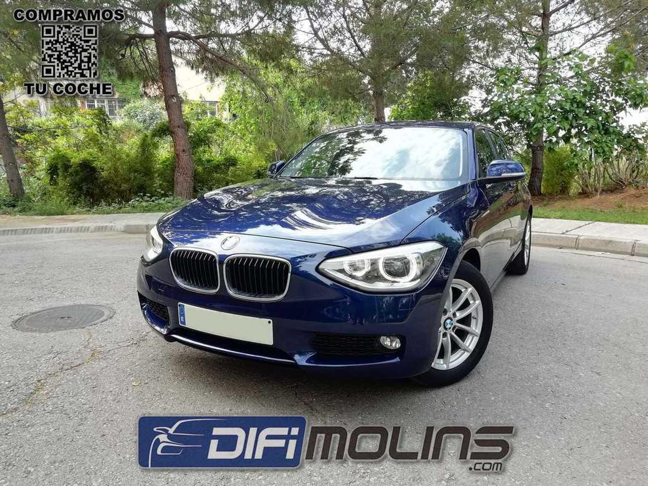 BMW Serie 1 118D AUTOMATICO 8 VELOCIDADES   - Foto 1