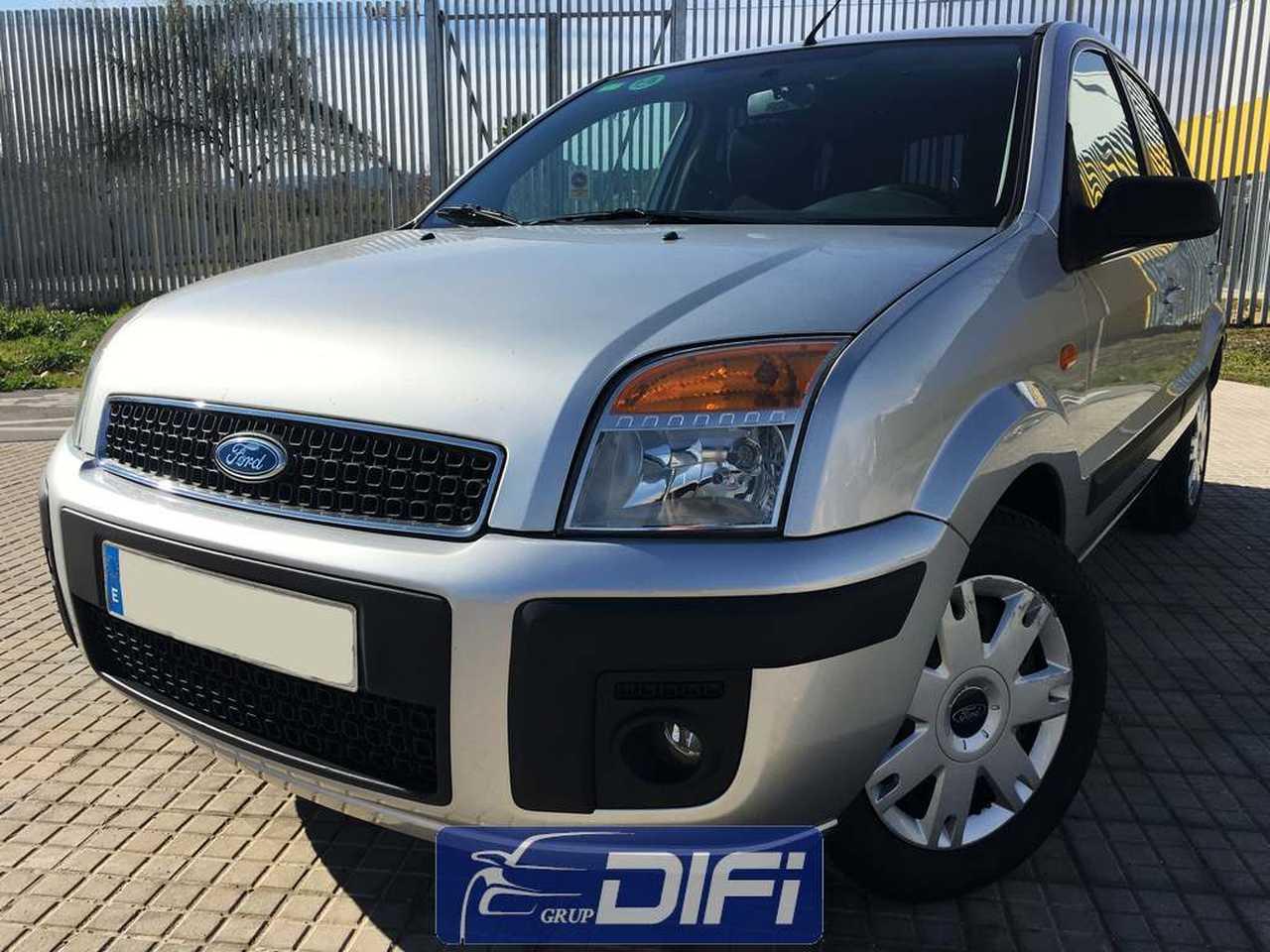 Ford Fusion 1.6 16v Elegance   - Foto 1