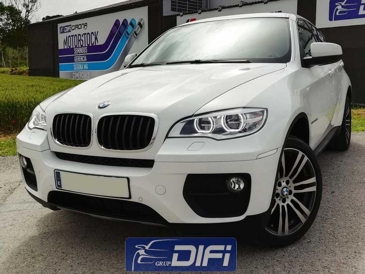 BMW X6 M 3.0D XDRIVE AUT. 245cv   - Foto 1