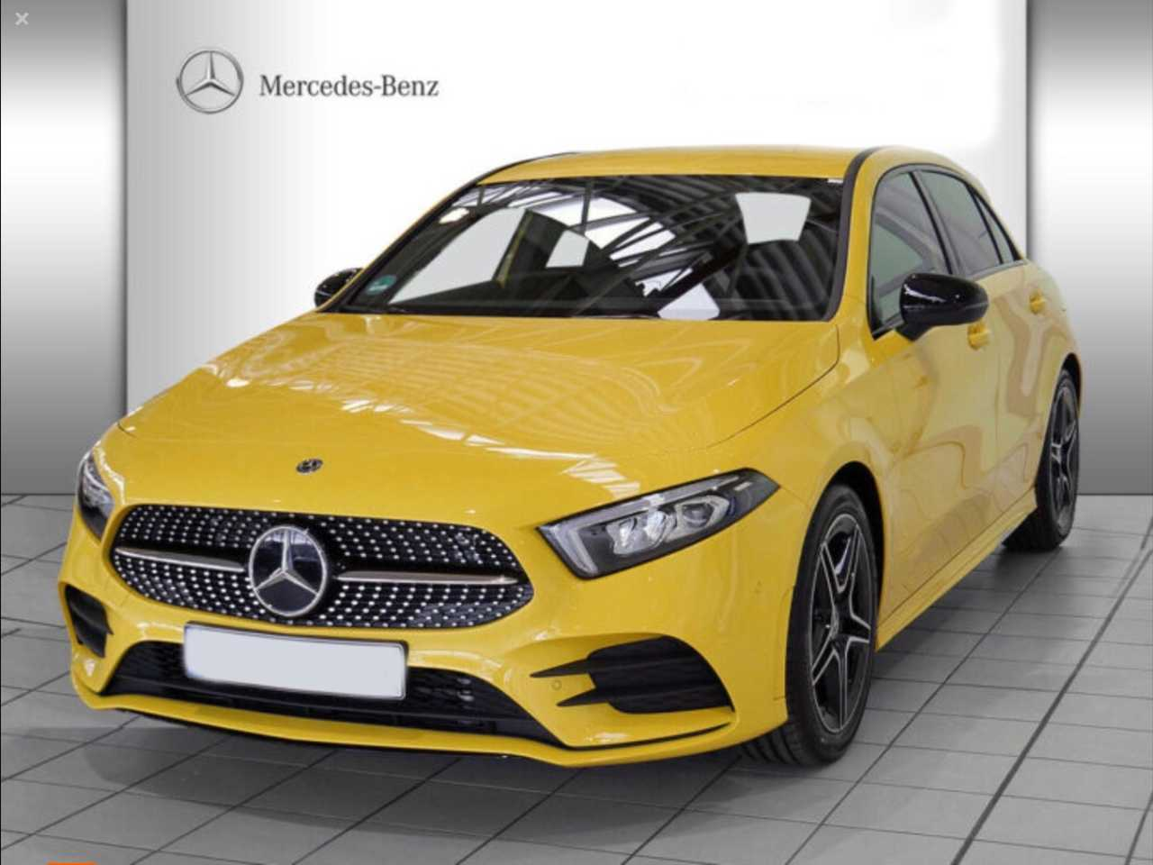 Mercedes Clase A 220 d AMG LINE PAQUETE NIGHT   - Foto 1