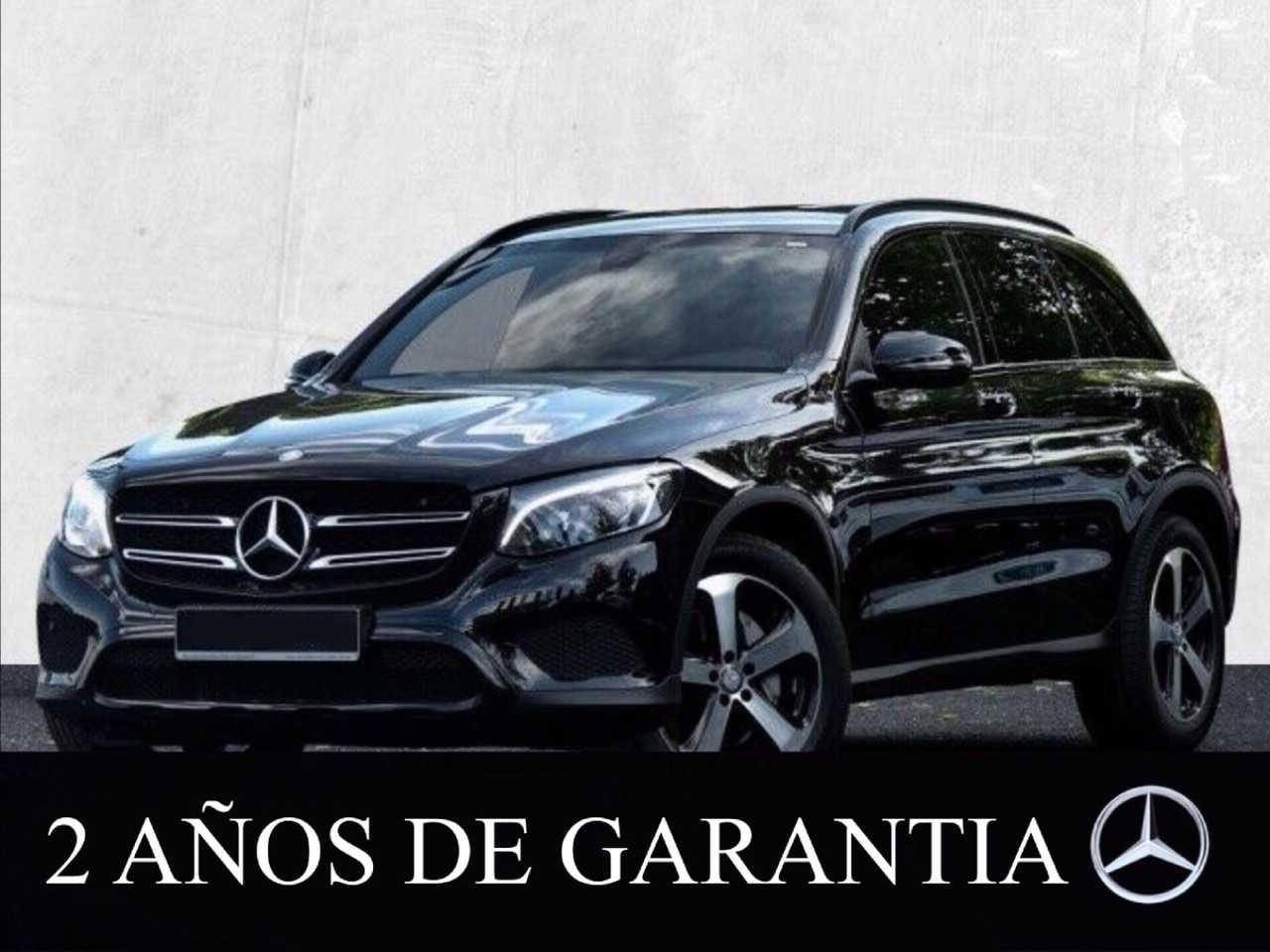 Mercedes GLC 250 d 4 MATIC AUT. / AMG / PAQUETE NIGHT   - Foto 1