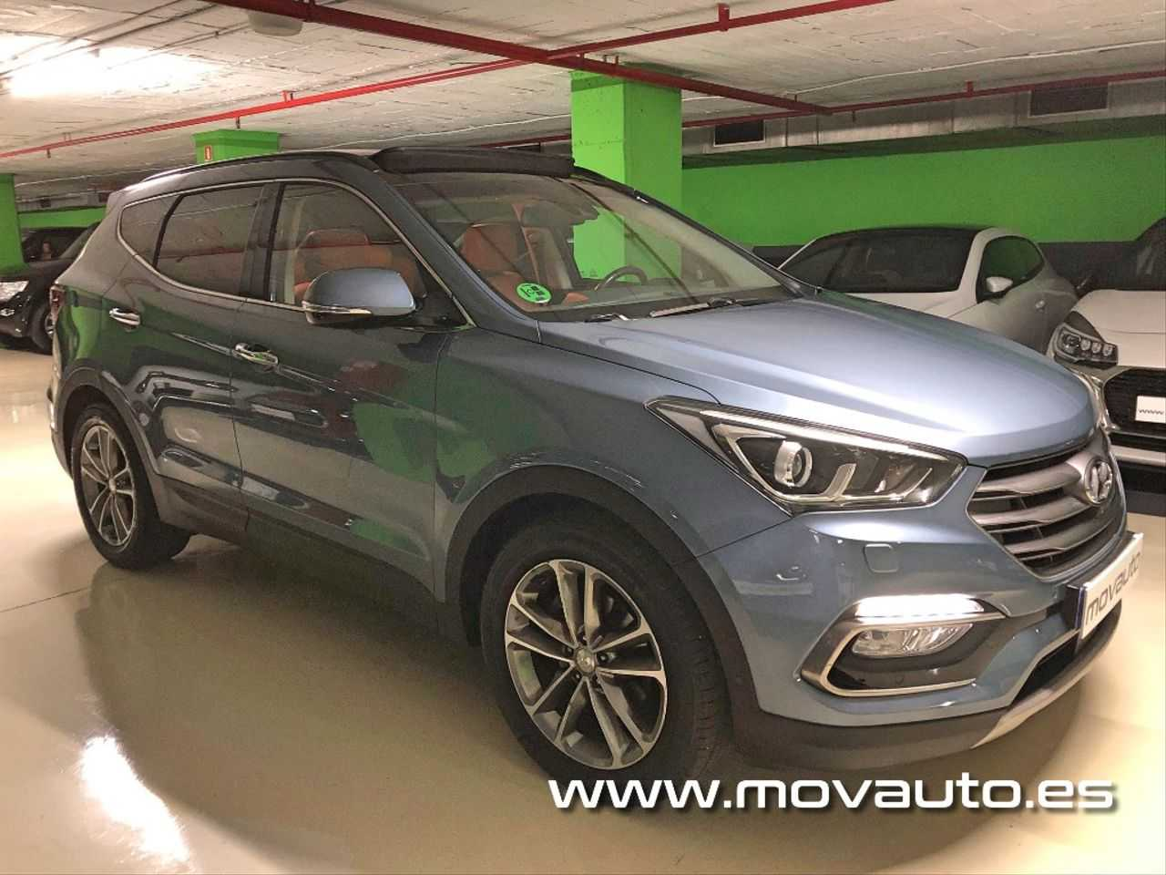 Hyundai Santa Fe 2.2 CRDi Style Safe Brown Ed Auto 4x4 7S   - Foto 1