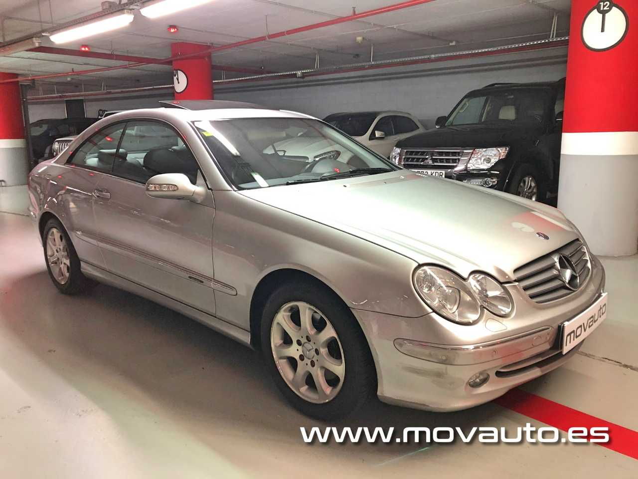 Mercedes CLK 320 V6 218cv aut.   - Foto 1