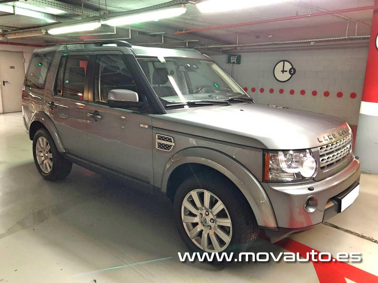 Land-Rover Discovery 4 3.0 SDV6 HSE 255cv 7pz   - Foto 1