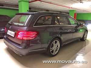 Mercedes Clase E Estate 400 4Matic 333cv   - Foto 3