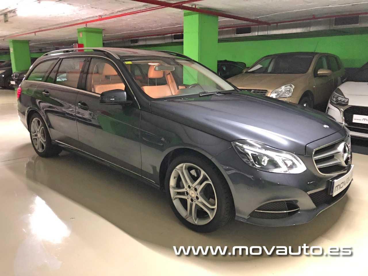 Mercedes Clase E Estate 400 4Matic 333cv   - Foto 1