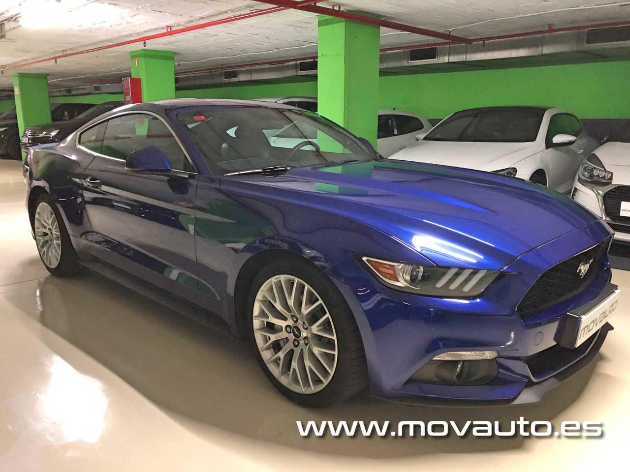 Ford Mustang 2.3T 314cv aut.   - Foto 1