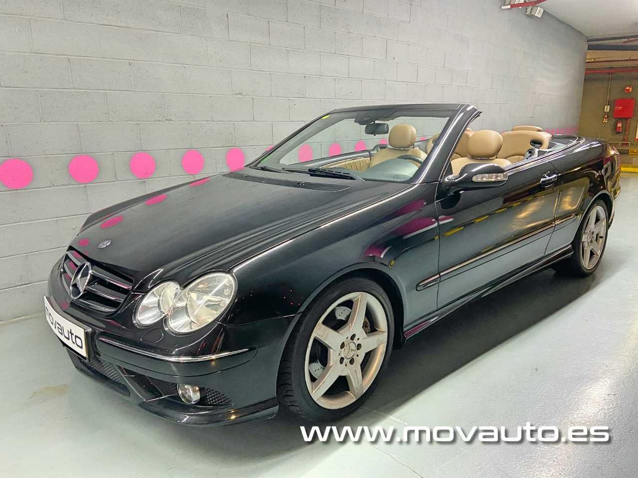 Mercedes CLK 200K AMG   - Foto 1