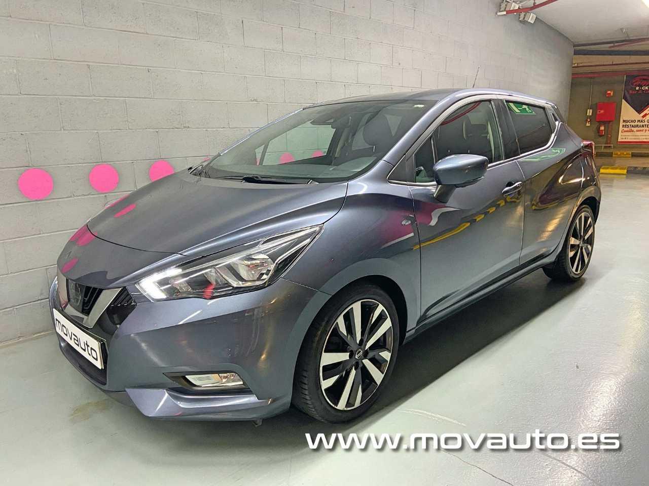 Nissan Micra 1.5 dCi 90cv TEKNA   - Foto 1