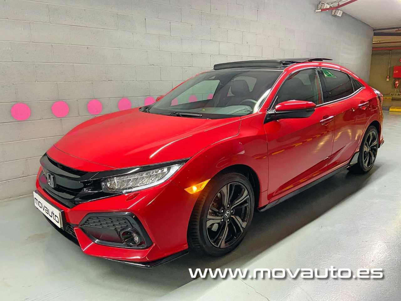 Honda Civic 1.5 Turbo 182cv SPORT PLUS   - Foto 1