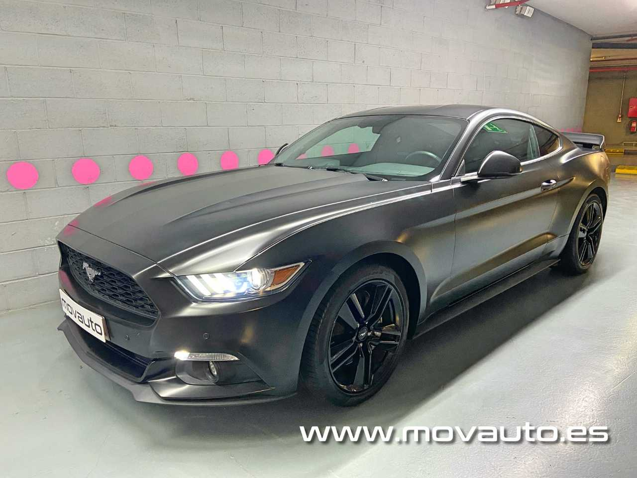 Ford Mustang 2.3 EcoBoost 314cv aut.   - Foto 1