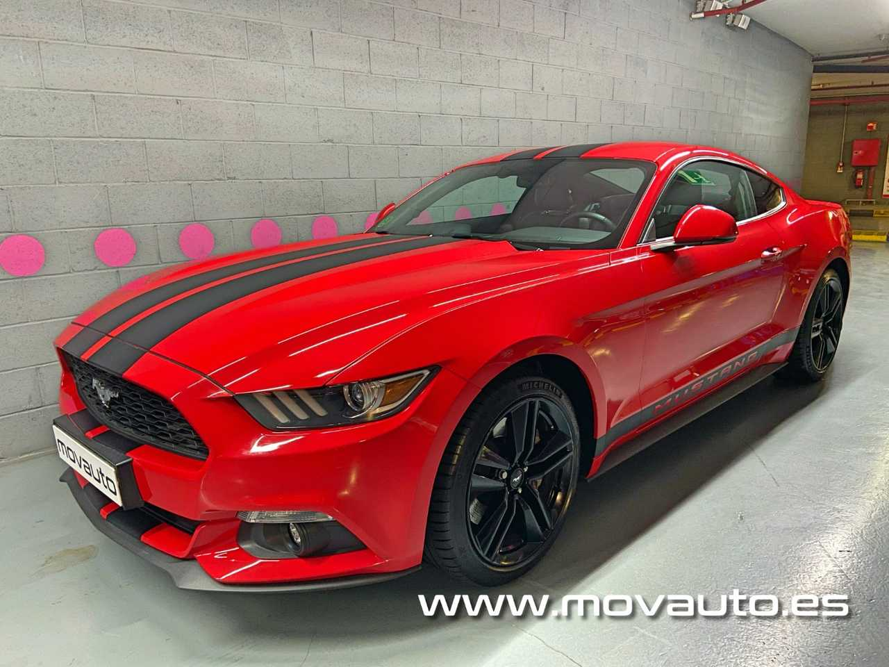 Ford Mustang 2.3 EcoBoost 314cv   - Foto 1