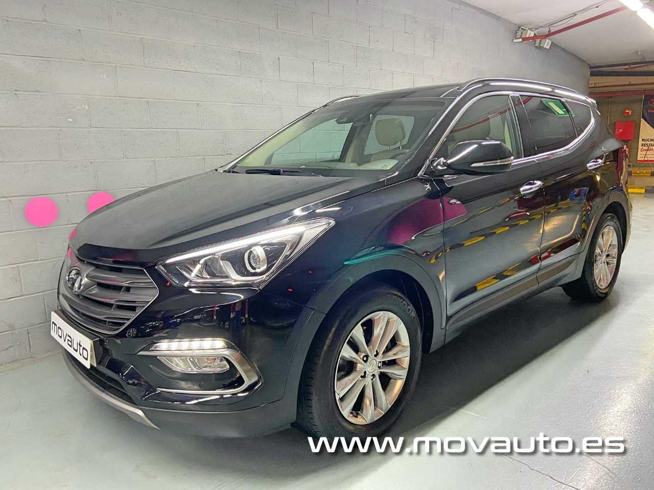 Hyundai Santa Fe 2.2 CRDi 200cv aut. Tecno   - Foto 1