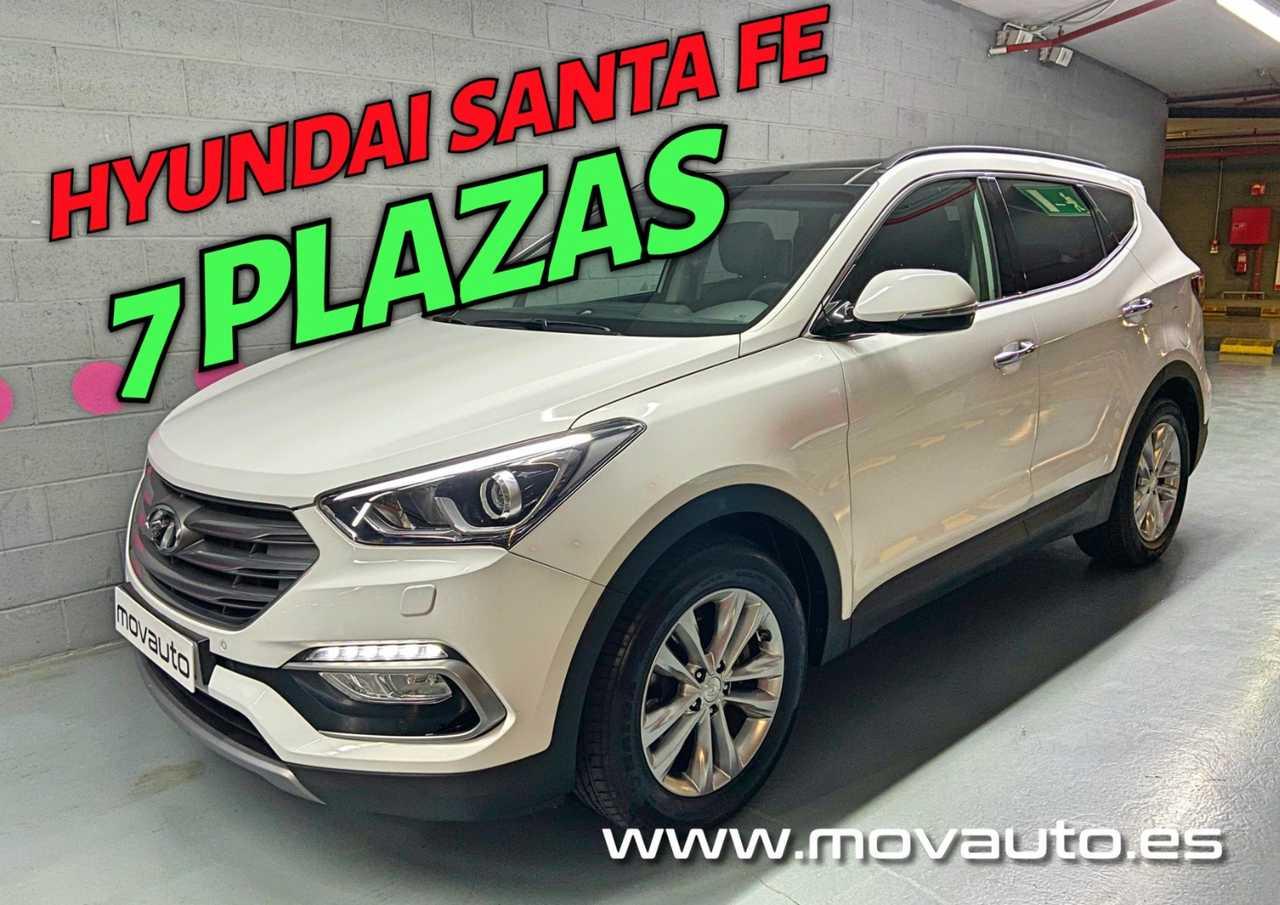 Hyundai Santa Fe 2.2 CRDi Tecno Auto 4x2 7S   - Foto 1