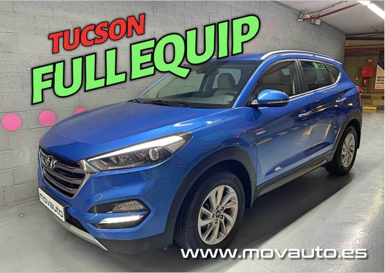 Hyundai Tucson 1.6 GDi 132cv Tecno   - Foto 1