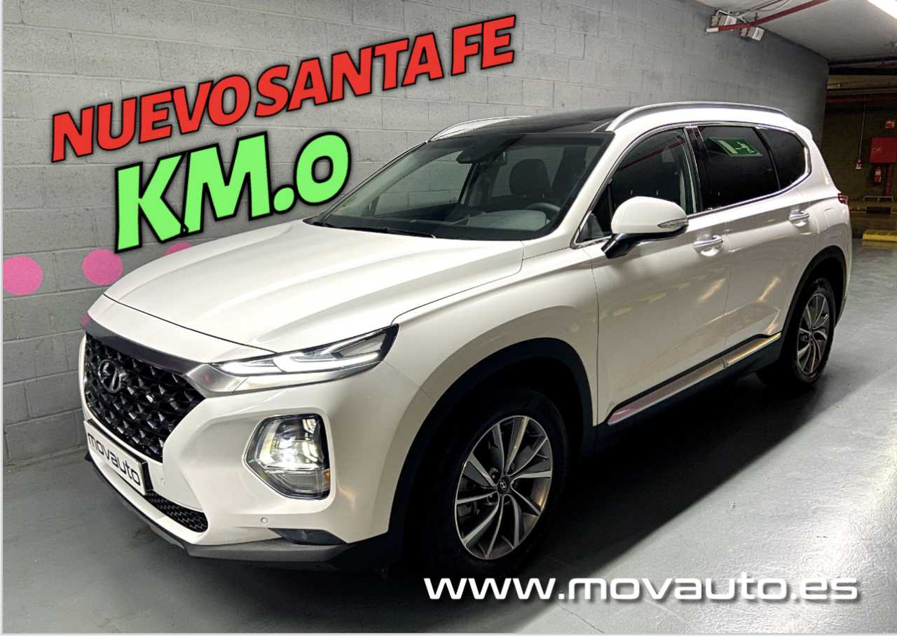 Hyundai Santa Fe 2.2 CRDi 200cv Tecno aut.   - Foto 1