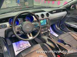 Ford Mustang Cabrio 2.3T 314cv auto.   - Foto 2